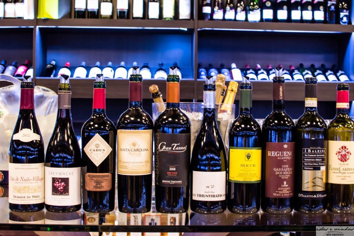 Aconteceu… Degustação Casa Flora: Campeões de 2014 – Os 10 vinhos de maior sucesso