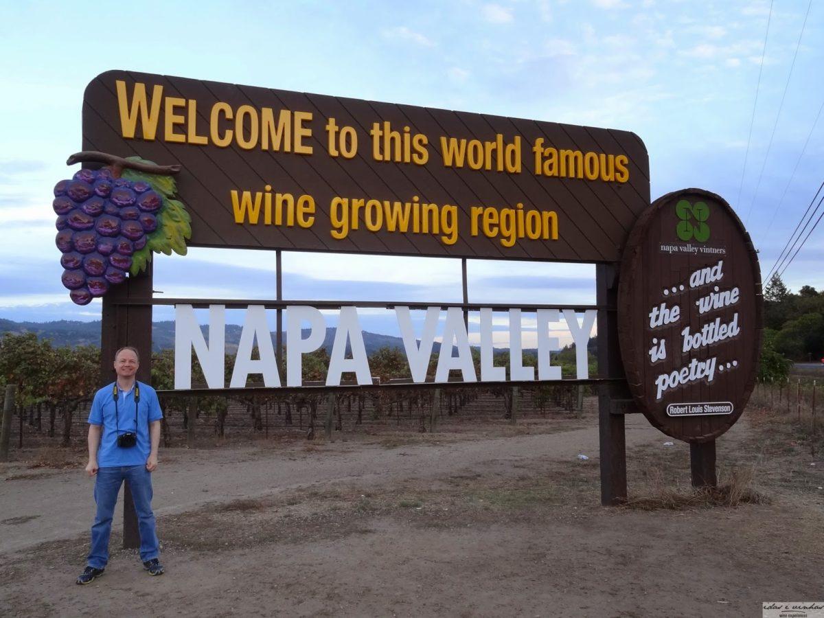 Idas e Vinhas na estrada – Napa Valley Parte I – O Roteiro