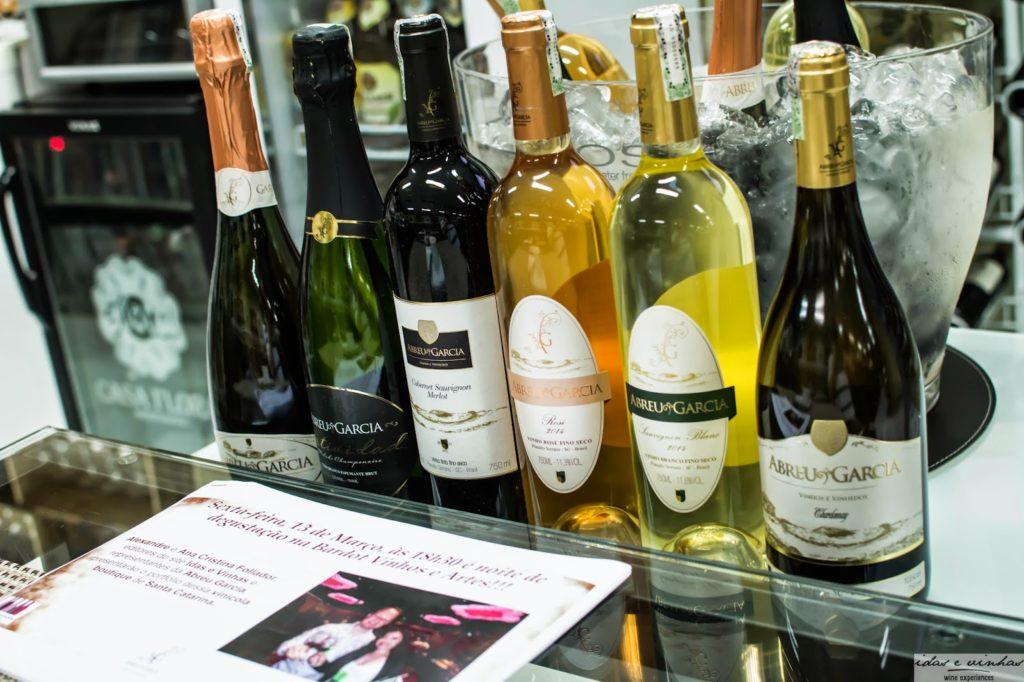 vinhos Abreu Garcia