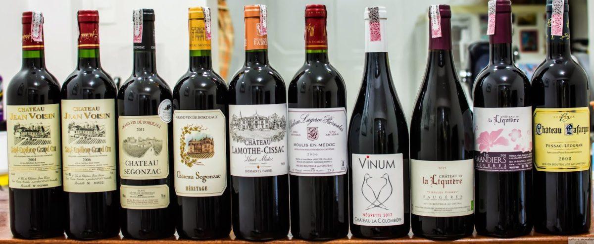 Maratona Idas e Vinhas… Volta à França em 40 vinhos