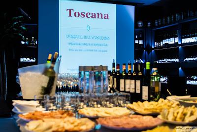 Aconteceu… Degustação Casa Flora – Toscana