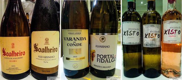 Aconteceu… Apresentação de Vinhos Verdes pela Comissão de Viticultura da Região dos Vinhos Verdes (CVRVV)