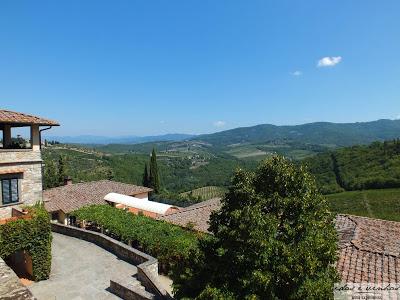 Enocuriosos no Velho Mundo… Itália: Castello di Verrazzano