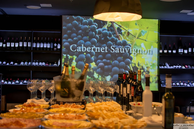 Aconteceu… Degustação Casa Flora: Cabernet Sauvignon & Cia, 29 de Outubro de 2015