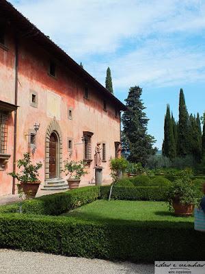 Enocuriosos no Velho Mundo… Itália: Vignamaggio