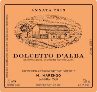 Provamos e aprovamos… vinhos Mario Marengo – Dolcetto D'Alba 2013