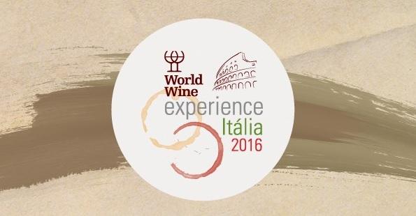 "Agenda… ""WORLD WINE EXPERIENCE ITÁLIA"""