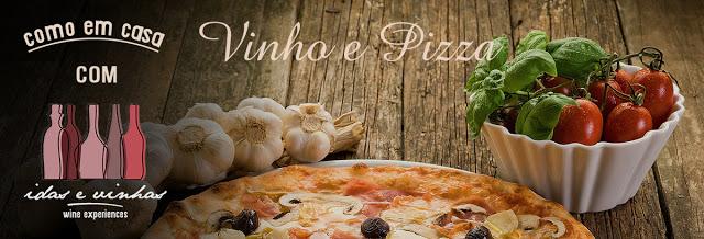 Aconteceu… Vinho e Pizza
