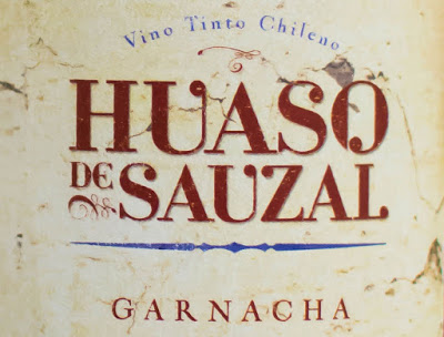 Provamos e aprovamos… El Viejo Almacén de Sauzal – Huaso de Sauzal Garnacha 2012