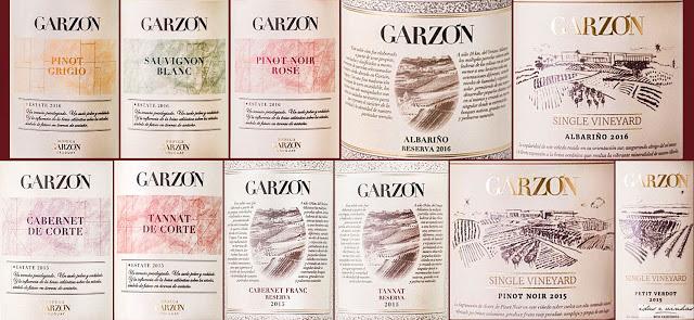 Aconteceu… Apresentação das novas linhas da Bodega Garzón