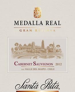 Provamos e aprovamos… Santa Rita – Medalla Real Gran Reserva Cabernet Sauvignon 2012